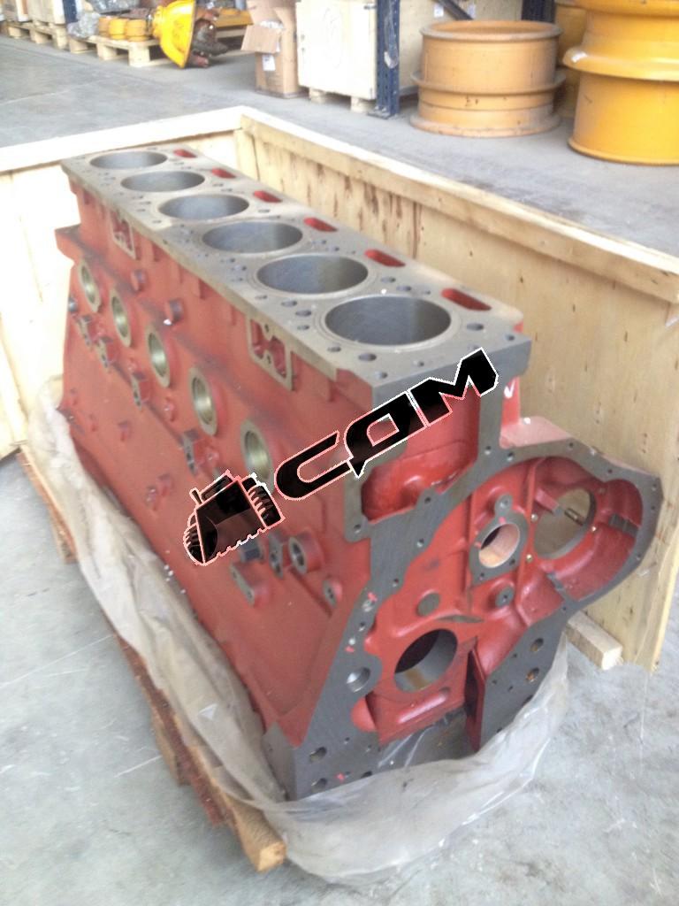 Блок цилиндров ДВСCDM843  13024172
